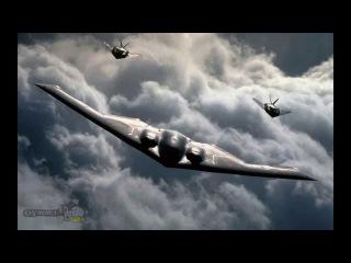 Новая военная техника США 2015 самолеты Бомбардировщики B 2 Spirit