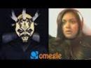 Savage Opress goes on Omegle! (Hornier Yellower Darth Maul)