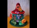 Вязаные грелки на чайник Crochet Teapot Cozy