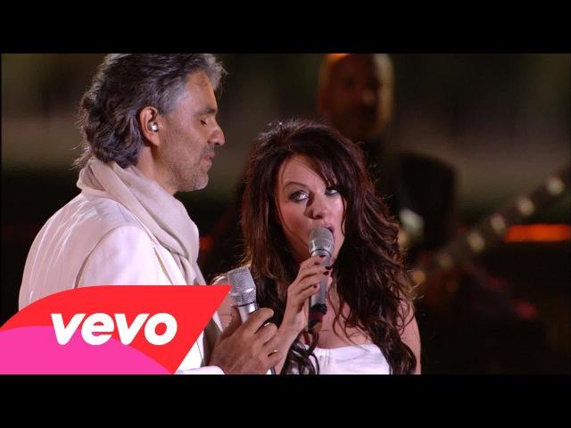 Andrea Bocelli Sarah Brightman Time To Say Goodbye HD