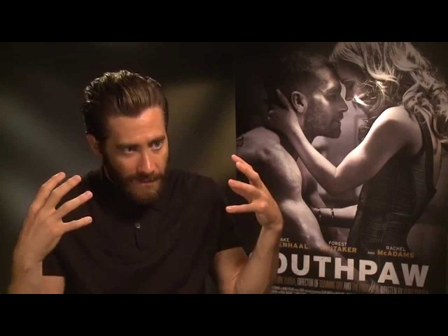 Jake Gyllenhaal Southpaw training turned me into an animal - interview