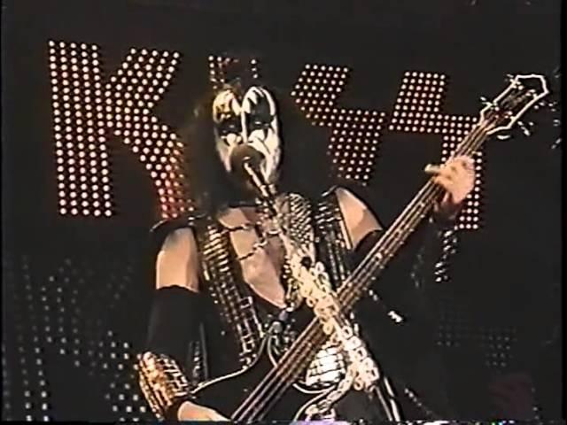 Kiss Live In Toledo 4 12 1997 Full Concert Reunion Tour