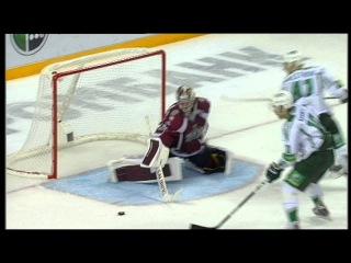 Блестящая комбинация Кайгородов-Пильстрем-Мирнов / Kaigorodov's line nice goal