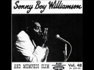 Sonny Boy Williamson & Memphis Slim - In Paris 1963