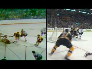 Who did it better - Seth Griffith vs Bobby Orr