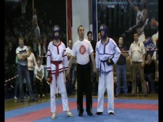 ЦЫБИН ПАВЕЛ - НЕНАШЕВ ГЛЕБ ( ЗЛАТОУСТ ) финал первенство РОССИИ рукопашный бой 16-17 лет 53-56 кг . ЧЕЛЯБИНСК