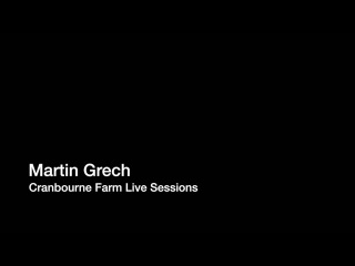 Martin Grech - Spirit Dancing Through Celestial Landscapes (Live Session)