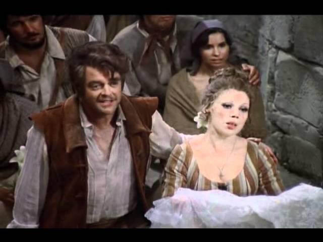 Фильм опера Женитьба Фигаро 1976 год часть 1