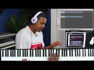 Live Beatmaking and Neo-Soul Lessons using Neo-Soul Keys Electric Piano Library for iPad