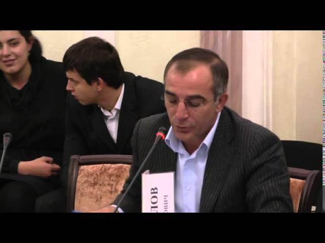 Алий Тоторкулов- Хватит наезжать на Кавказ