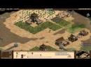 Aoe2 HD 4v4 Arabia Mongols Drush Fast Castle
