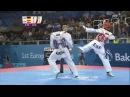 Levent Tuncat GER Jesusu Tortosa Cabrere ESP Men 58kg Semifinal