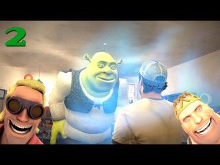 Shrek is love, Shrek is life 2 [Original Animation][18+]