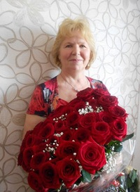 Дмитриева Лариса (Вагина)