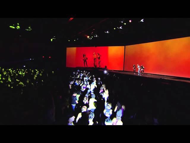 Zumba Fitness Concert® Mashup