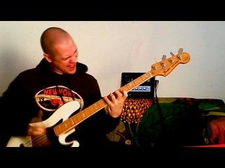 """Old"" Metallica (Cliff era) bass medley (mashup)"