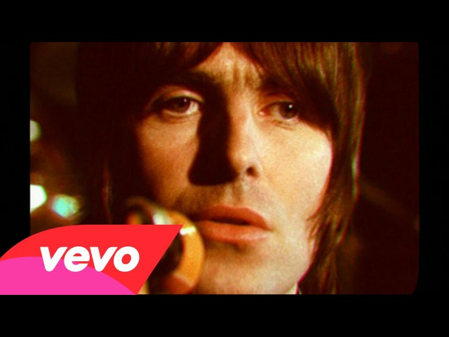 Oasis Stop Crying Your Heart Out Official Video