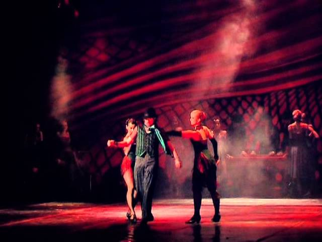 Балет Обнажённое танго. Хореограф-постановщик Надежда Калинина