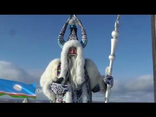 Видеопоздравление 1-му Президенту Республики Саха (Якутия) Михаилу Ефимовичу Николаеву от Саха Диаспоры всего мира!
