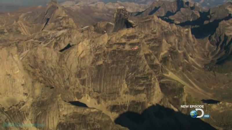 Discovery Полёты вглубь Аляски 04 Бабье лето Реальное ТВ 2011