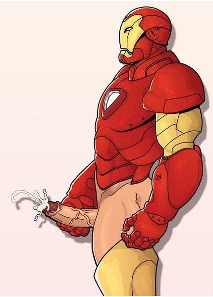 Iron Man Pepper Potts Porn Comics