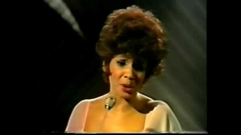 Shirley Bassey - YESTERDAY WHEN I WAS YOUNG