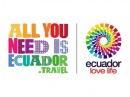 All you need is Ecuador AllYouNeedIsEcuador Campaña publicitaria del Ministerio de Turismo.