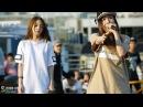 [150524] THE ARK(디아크) 여의도 한강공원 버스킹 'Love The Way Your Lie' 유나킴51221유진 직캠 By 반창꼬