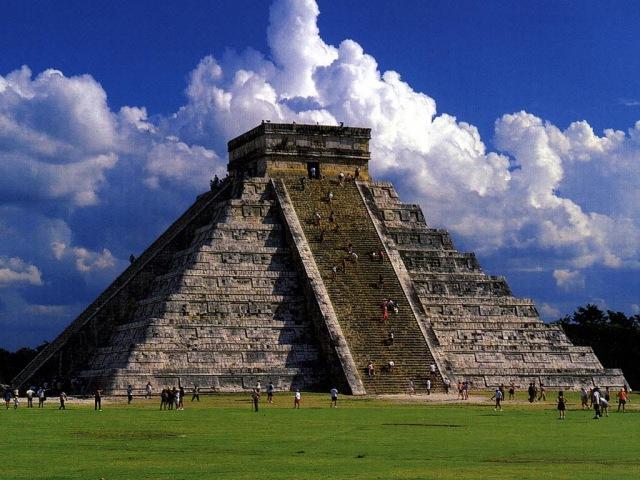 National Geographic Пирамиды и падение великих империй