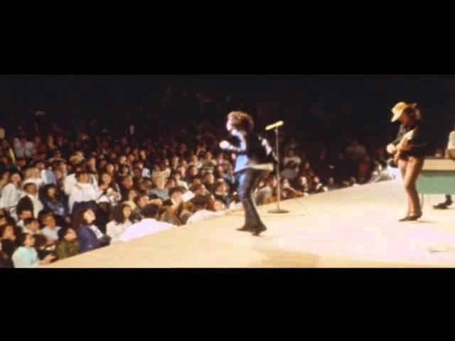 The Doors Back Door Man/Love Hides Live at Seattle 1970