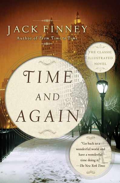 Time and Again (Time #1)