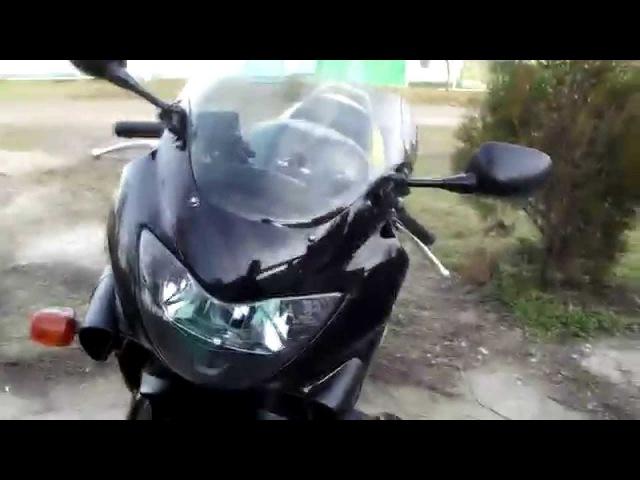 Honda CBR 600 F4 2000 With Danmoto GP Extreme Exhaust