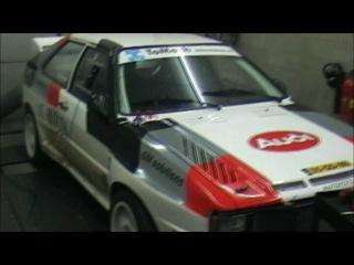 Dyno Audi Ur-Quattro  10V Turbo 402hp KMS MP25