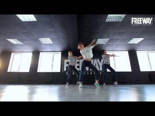 Jennifer Lopez   I Am Glad choreography Alina Pischevez FREEWAY DANCE CENTRE