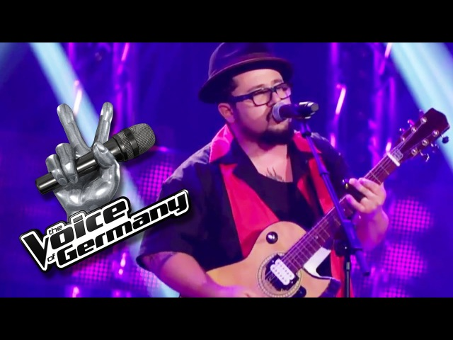 For what its worth Buffalo Springfield Marc Amacher Cover The Voice of Germany 2016 Audition