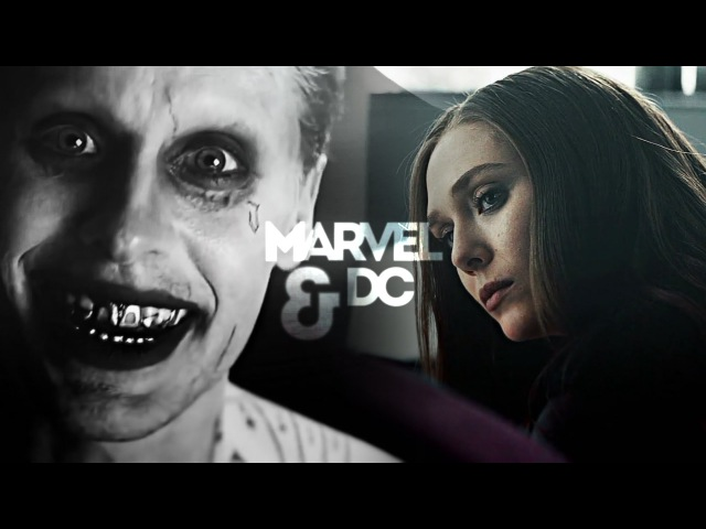 Marvel DC   dont forget about me (w Mišel)