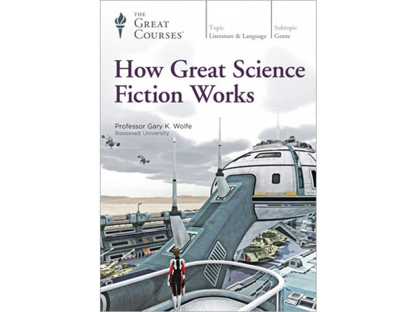 How Great Science Fiction Works - The Great Courses