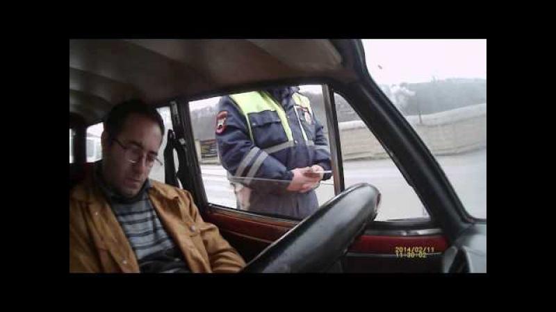ДПС Туапсе Временный пост полиции Мессажай Идпс Сковороднев пресек опасное правонарушение