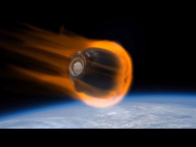 Год на орбите Возвращение домой Фильм 13 A Year In Space Returning to Earth