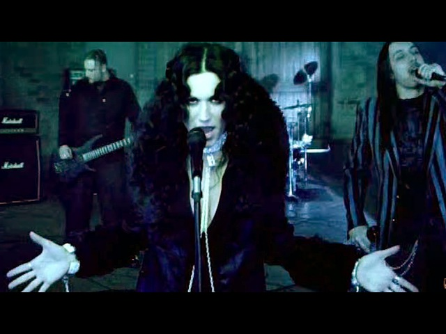 LACUNA COIL Enjoy the Silence US Version OFFICIAL VIDEO