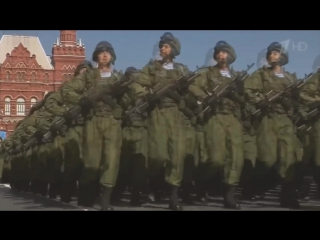 Russian military power - Hell march 2015 HD | Русская армия парад