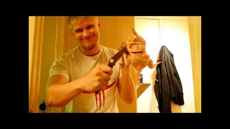 Кухонный Философ. Носить ли нож для самообороны?