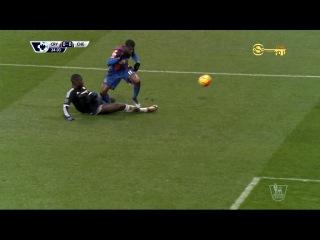 Kurt Zouma vs Crystal Palace (Away) 03/01/2016 HD