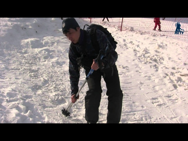 Видеоприложение к лекции техника лыжного туризма ч 2