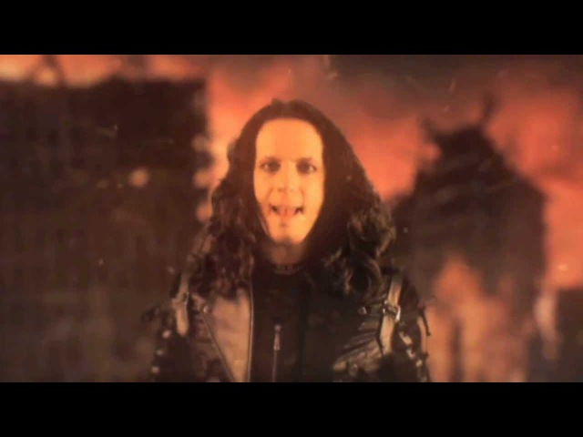RHAPSODY - Clash Of The Titans/Walking Dead Remix (OFFICIAL MUSIC VIDEO)