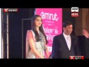 Amrut Presents Salute to Womanhood by Sonam Kapoor at TGB Surat
