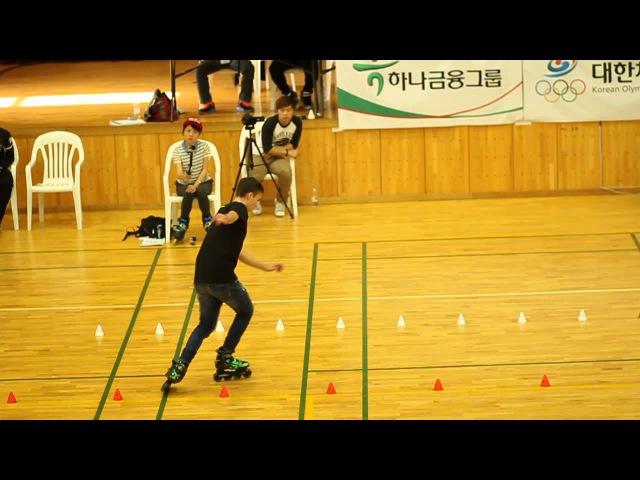 Namwon Korea Open 2015 Senior men classic Sulinowski Michal 3rd place