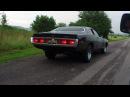 Dodge charger 1972 400ci burnout