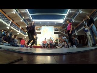 Nesty vs Nastia Hip Hop Kids CBBV3 tiebreak