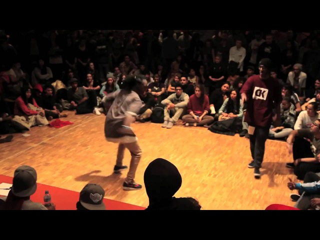 Shaadow vs Thas | Au dela Des prejuges | Semi final hip hop
